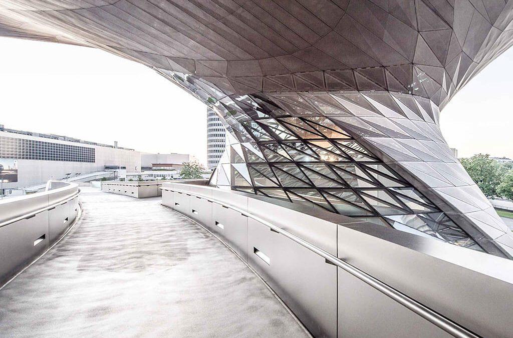SKRUFF Designagentur Werbeagentur Rosenheim Projekte Fotografie BMWWelt München Koeppel Köppel