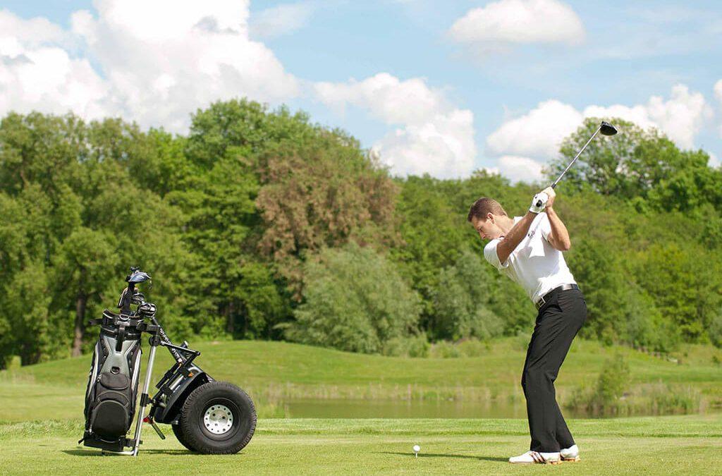 SKRUFF Designagentur Werbeagentur Rosenheim Projekte Fotografie Segway Scooter Golf