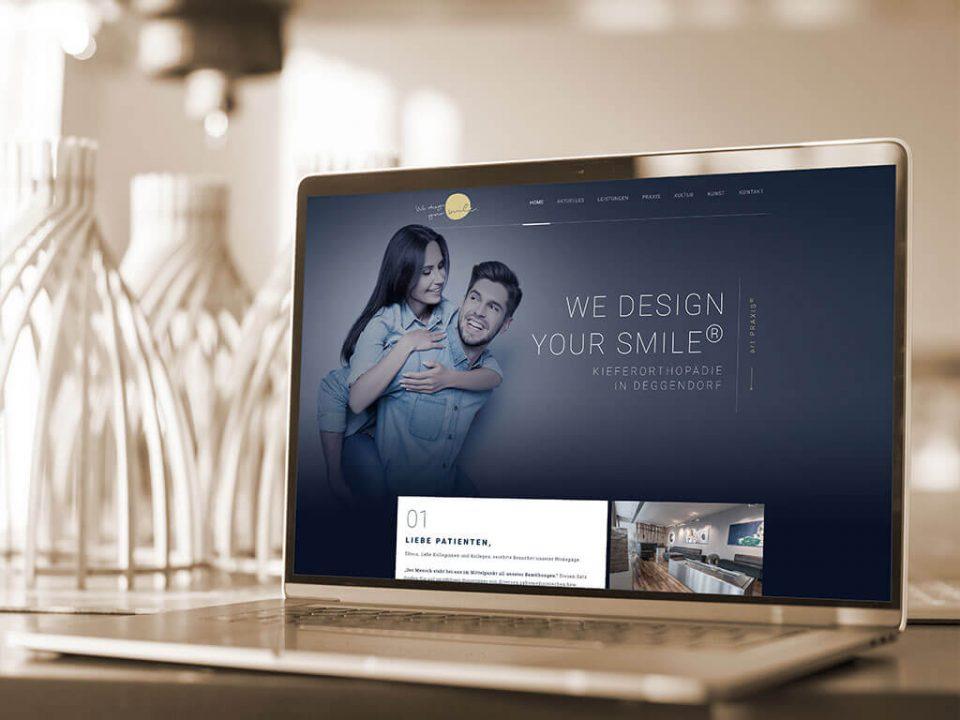 SKRUFF Designagentur Werbeagentur Rosenheim Webdesign responsive Design