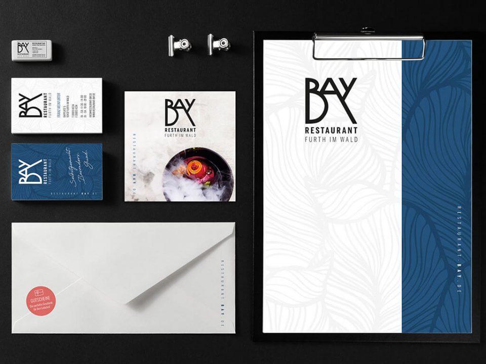 SKRUFF Designagentur Werbeagentur Rosenheim Projekte Corporate Design Visitenkarten Gutscheine Flyer Menü Gestaltung