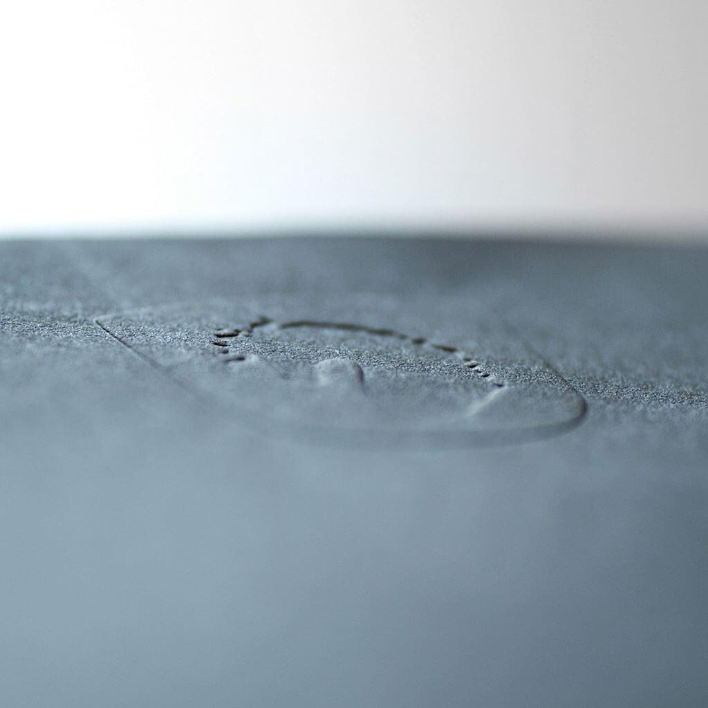 SKRUFF Designagentur Werbeagentur Rosenheim Projekte Print Design Heißfolienprägung hochwertig